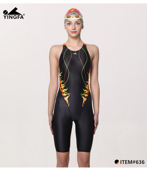 636 Technical Race-skin Kneesuit