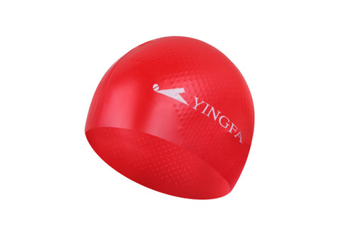 Solid Silicone Cap - Red