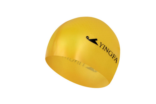 Solid Silicone Cap - Yellow