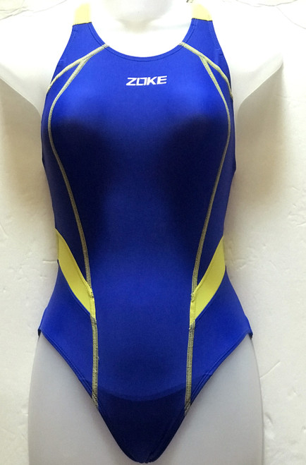 Zoke  5601 One Piece Practice Swim Suits