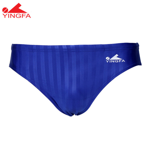 Yingfa 9802-2 Blue Lightning Sharkskin Men's Briefs