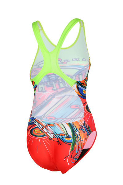 YF639 New Color Race-skin Swimsuits