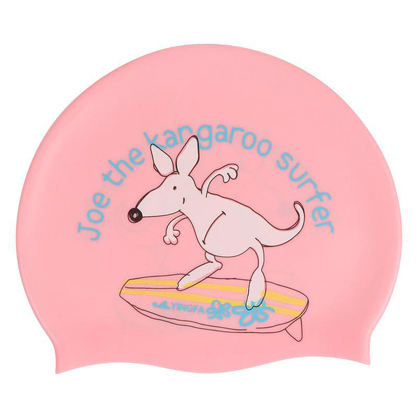 Kid Cartoon Cap - Kangaroo