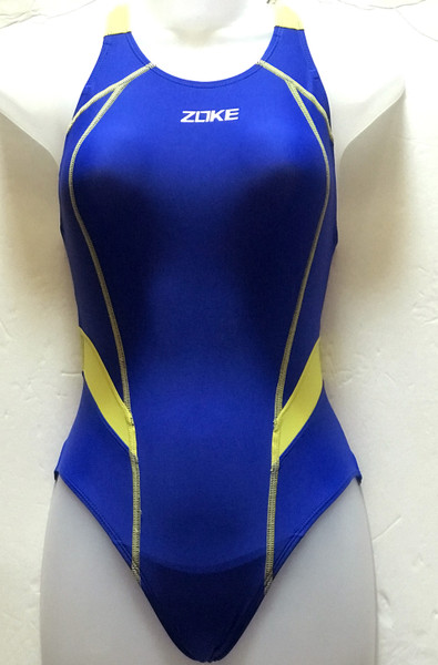 Zoke  5601 One Piece Practice Swim Suits