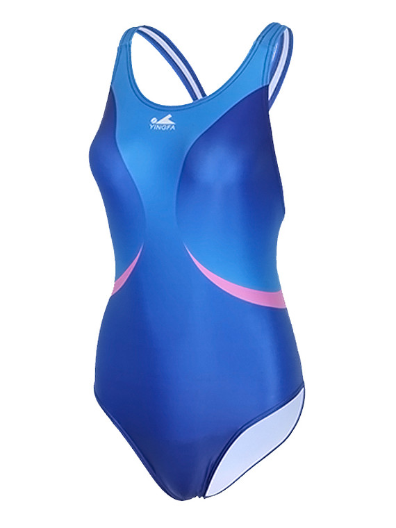 625 Women Race-skin Swimsuit