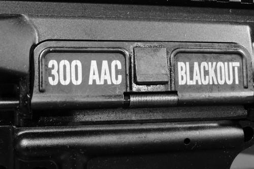 AR15 Dust Cover - 300AAC / 300 Blackout