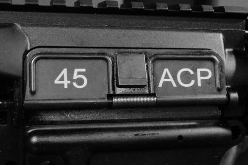 AR15 Dust Cover - 45 ACP