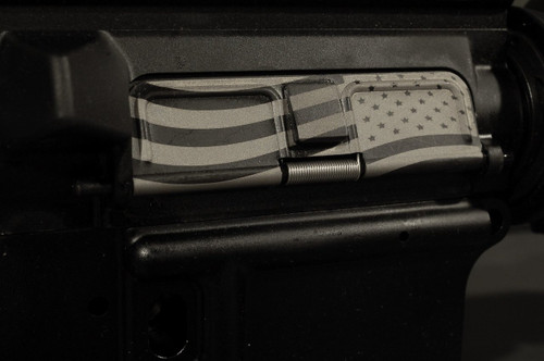 AR15 Dust Cover - All American (Charging)
