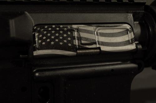 AR15 Dust Cover - American Flag 2