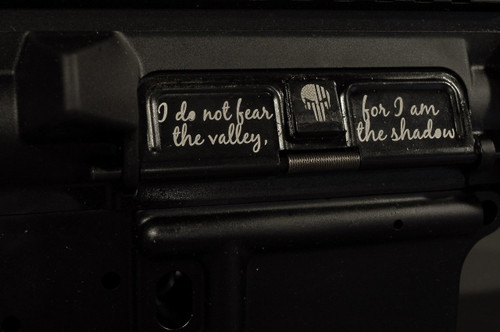 AR15 Dust Cover - No Fear