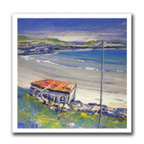 Joyce Borland, Sorrisdale Bay greeting card