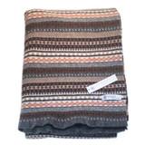 Merino Lambswool Kilda Throw Blanket