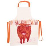 Highland Cow Apron