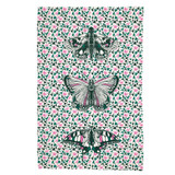 Thistles and Butterflies Kitchen Towel