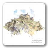Scottish Castle Collection Coasters