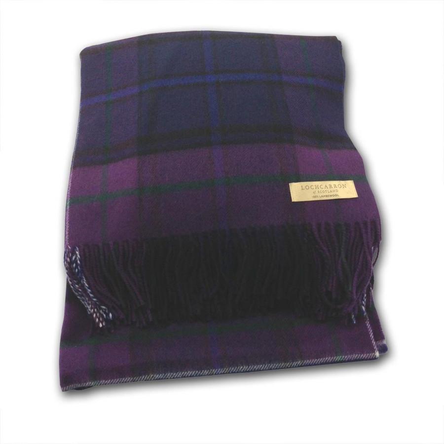 Scotland Forever Tartan Blanket