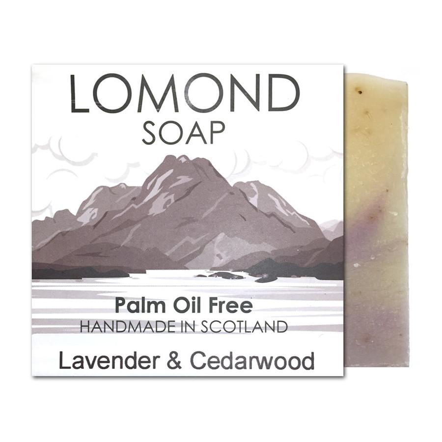 Lavender and Cedarwood Bar Soap