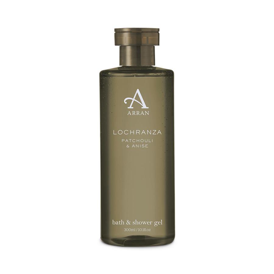 Lochranza (formerly Bay Citrus) Shower Gel for Men