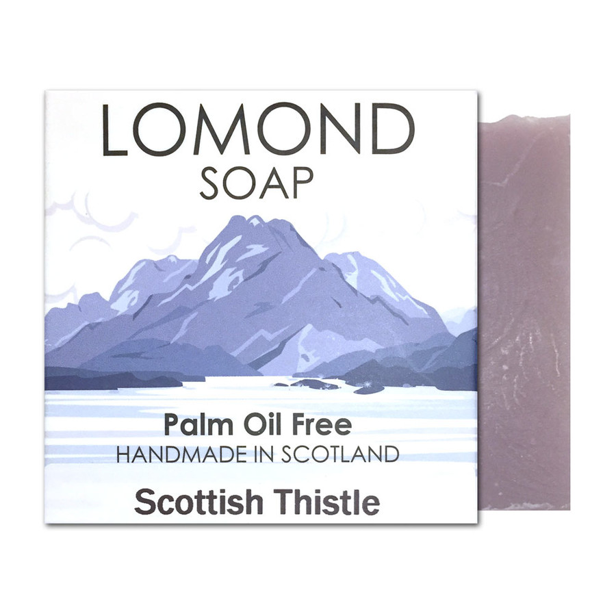 Scottish Thistle Bar Soap