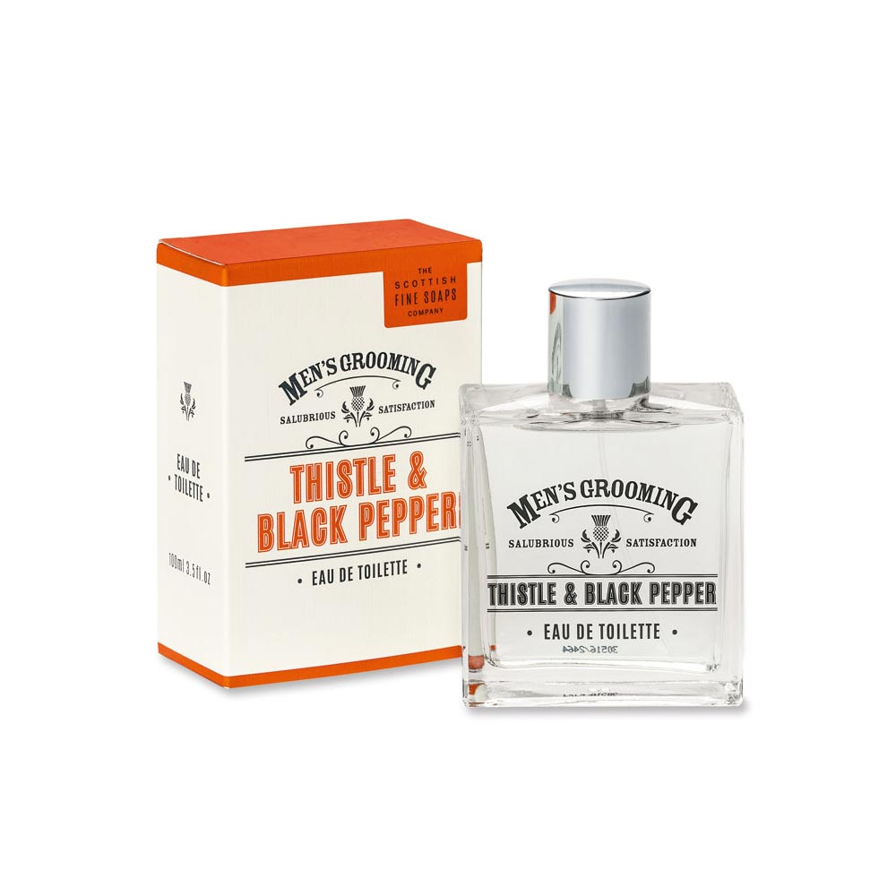0a75f66082ae Mens Thistle and Black Pepper Cologne | Classic Men's Grooming ...