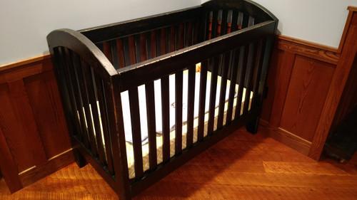 Distressed Crib