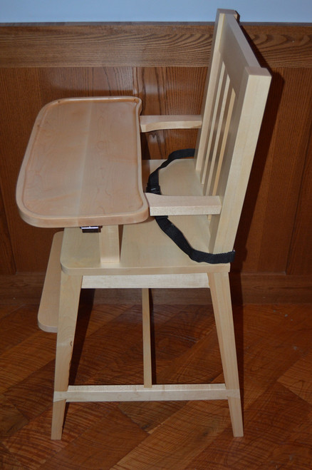 Maple High Chair