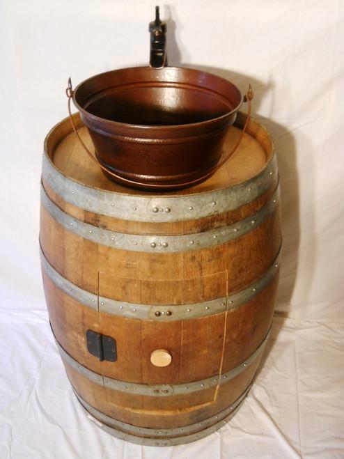 Unique Wine Barrel Vanities
