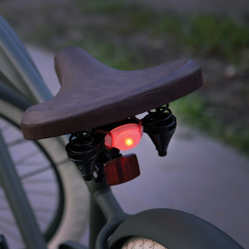 TwistLit™ LED Bike Light - Red & White