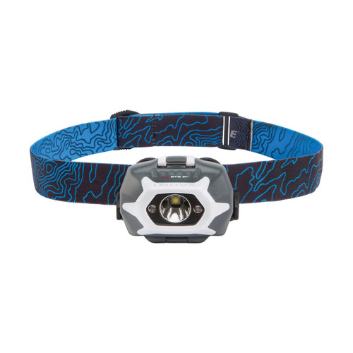 STS™ PowerSwitch™ Dual Power Rechargeable Headlamp