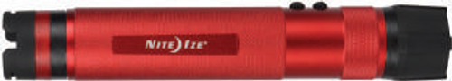 Radiant® 3-in-1 LED Flashlight - Red
