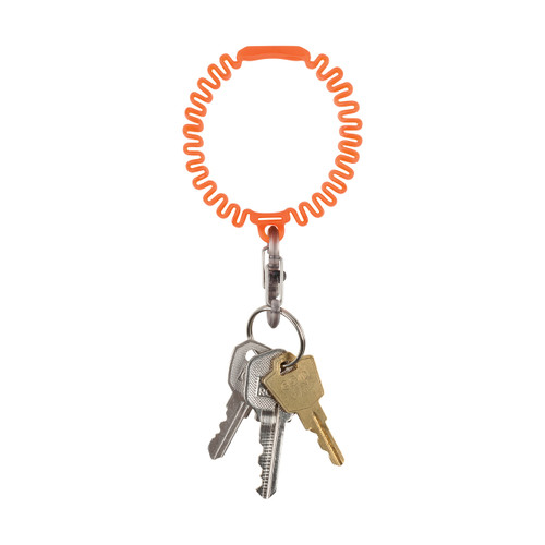 Key Band-It Stretch Wristband - Orange