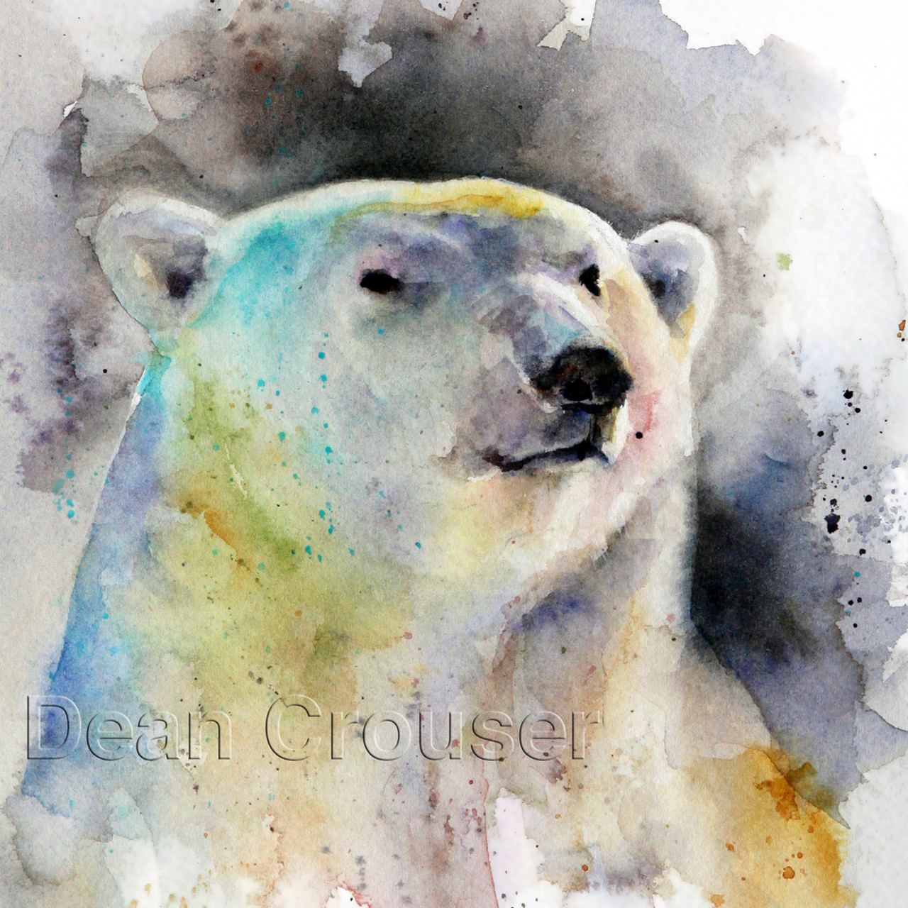 Polar Bear The Art Of Dean Crouser