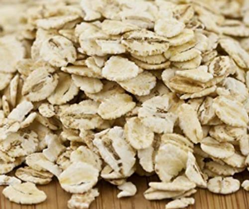 BARLEY FLAKES, Organic, 1 lb