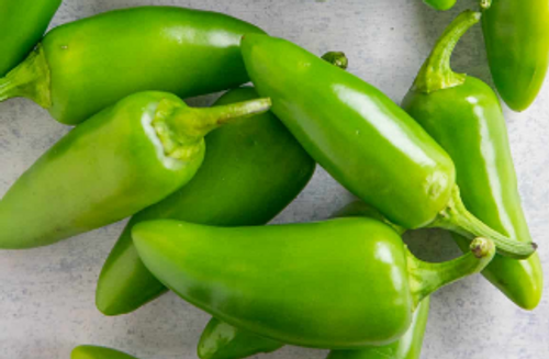 PEPPERS, JALAPENOS, LOCAL ORGANIC, Freedom Farm - EACH