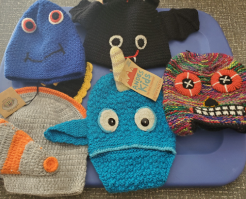 HAT, KIDS ANIMAL/ADVENTURE, Andes Gifts