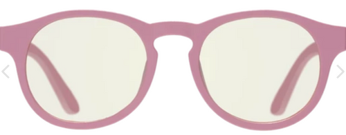 *SALE* Screen Safety Blue Light Glasses, Pretty in Pink - age 6+