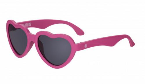 *SALE* Babiators Sunglasses, Hearts, Pink -ages 0-2