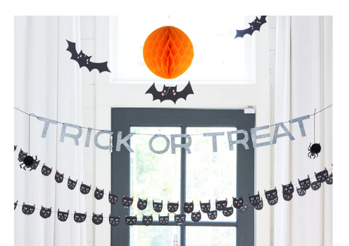BANNER, Trick or Treat, My Mind's Eye