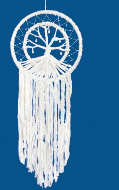 DREAMCATCHER, Tree of Life, Fair-Trade DZI - EACH
