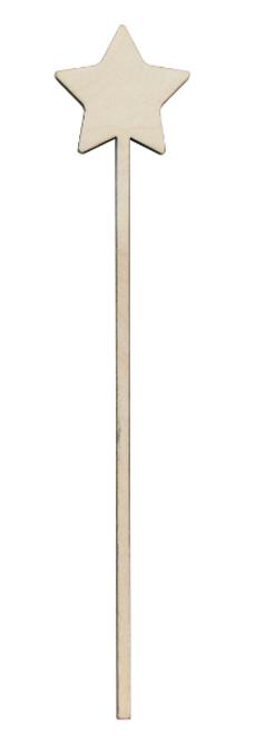 Silly Sticks - WAND, UNFINISHED. Maple Landmark - EACH