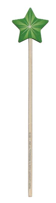 Silly Sticks - Green Wand, Maple Landmark - Each