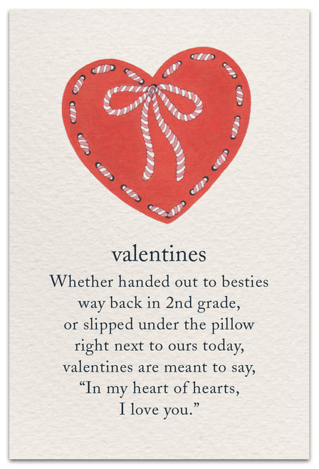 CARD Valentine heart with laced ribbon  Cardthartic