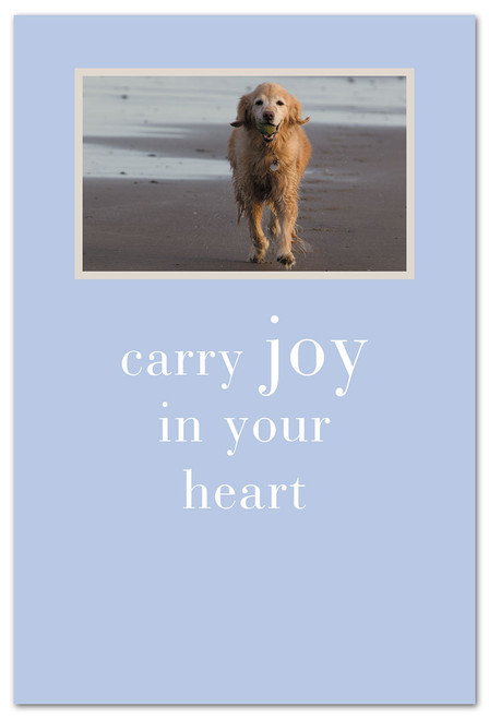 CARD Happy Birthday  Joy in Your Heart   Cardthartic