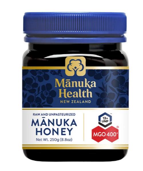 MANUKA HONEY, MGO 400, Manuka Health, 8.8 oz