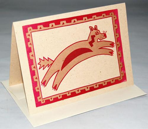 CARD wolf,   Semaki & Bird