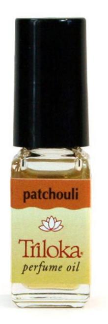 PERFUME OIL, PATCHOULI, Triloka