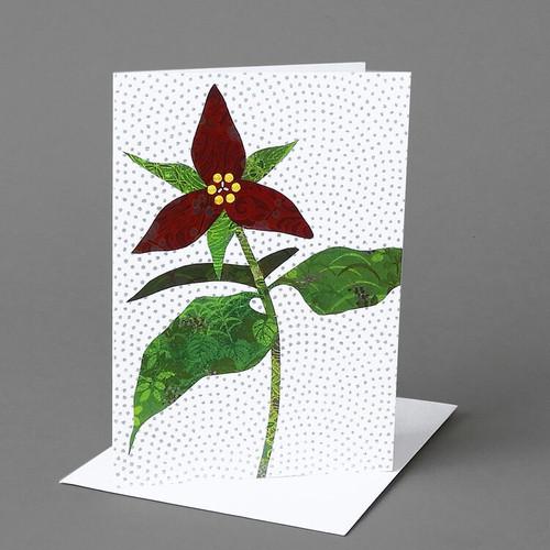 CARD  trillium  Carve Designs