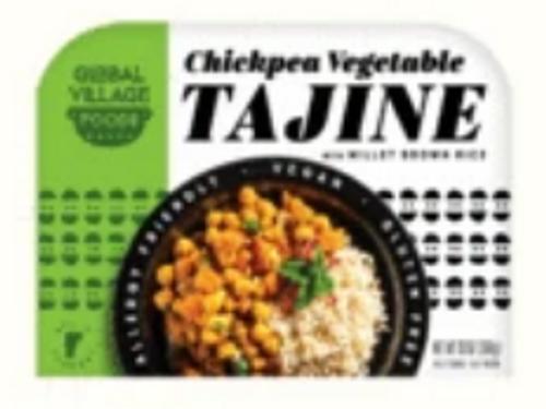 CHICKPEA VEGETABLE TAJINE, Global Village Cuisine, 13 oz