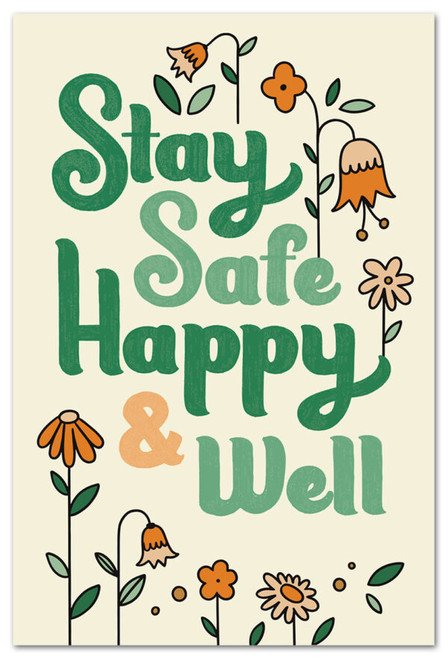Card Many Occasions Stay Safe Happy & Well   Cardthartic