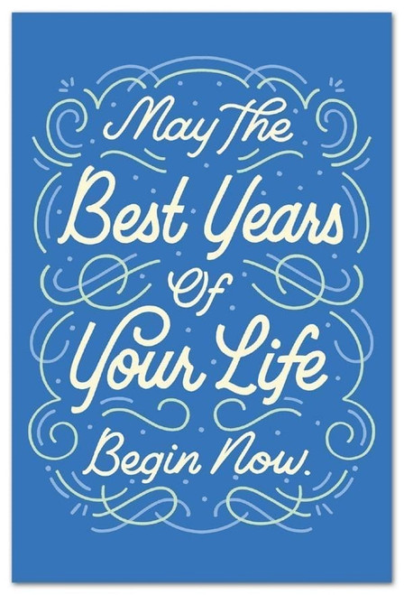 Card Many Occasions Best Years of Your Life  Cardthartic